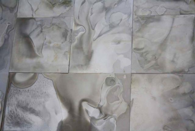 Arte Chimica dei Metalli - Acidatura acciaio vapori