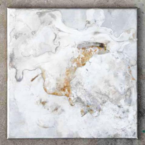 Arte Chimica dei Metalli - Acidatura Ghiacciaio