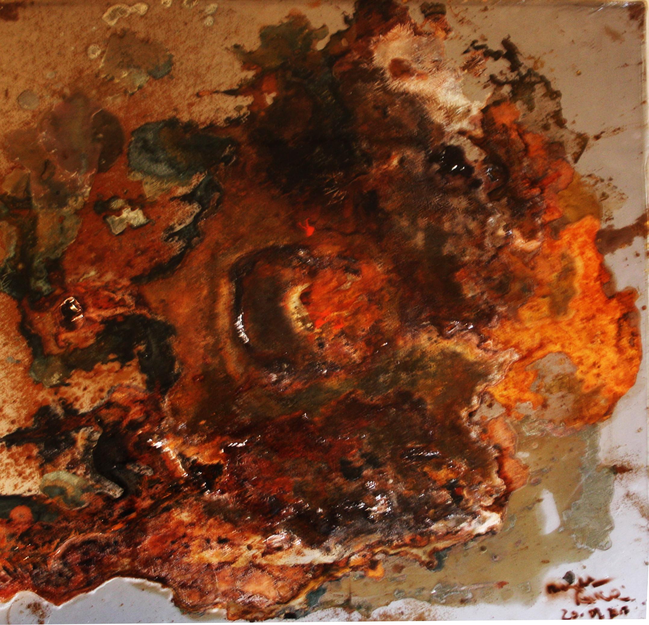 Arte Chimica dei Metalli - Acidatura Magmatica