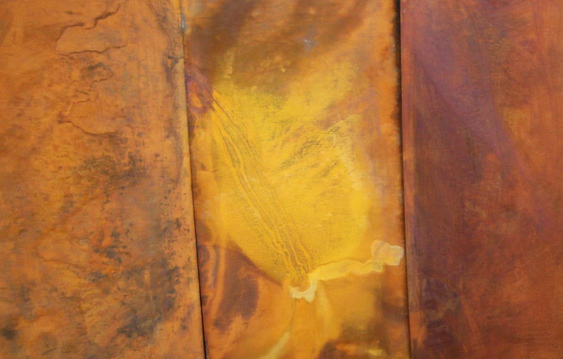 Arte Chimica dei Metalli - Acidatura su Korten 3