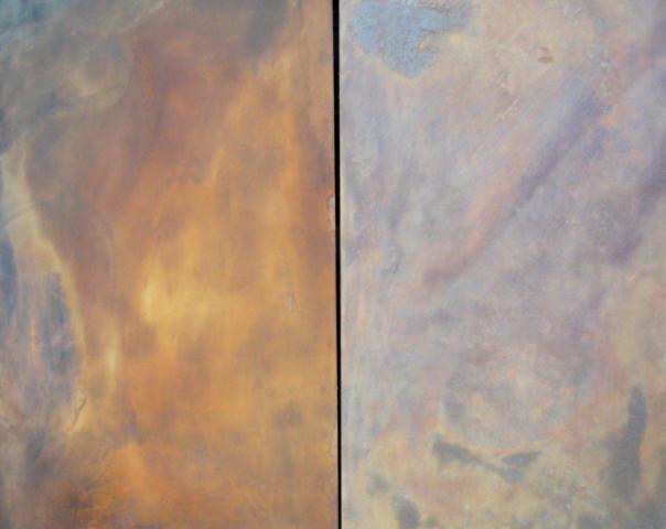 Arte Chimica dei Metalli - Acidatura su Korten 4